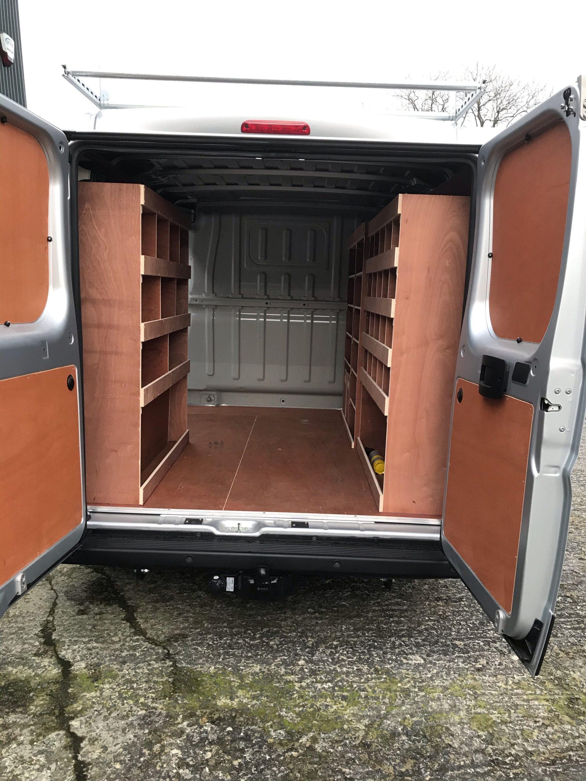 Another new van for the fleet