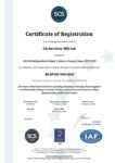Certificate of Registration 378 CA Services 10.02.20