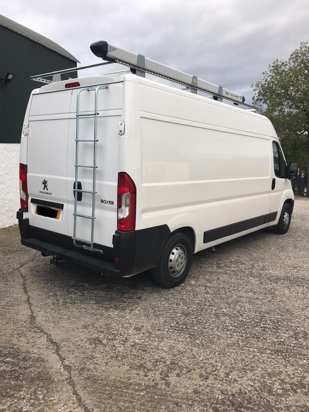 New Vans for C A Services