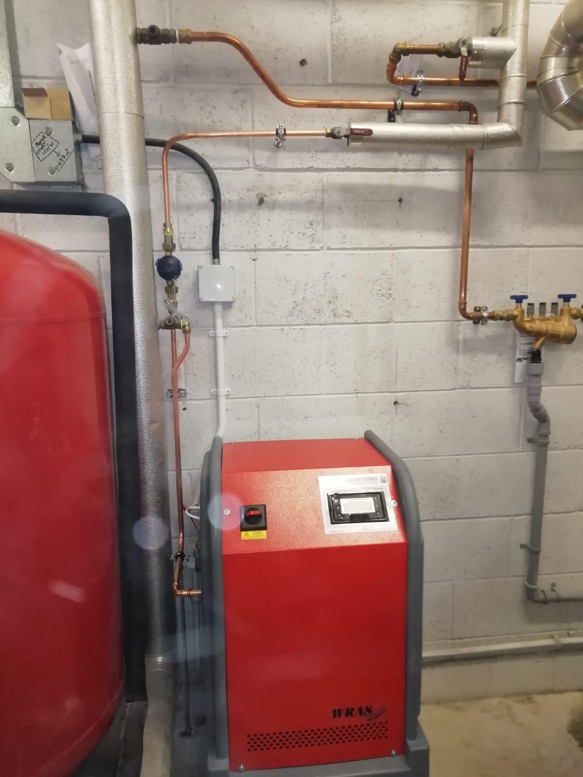 Press Unit installation