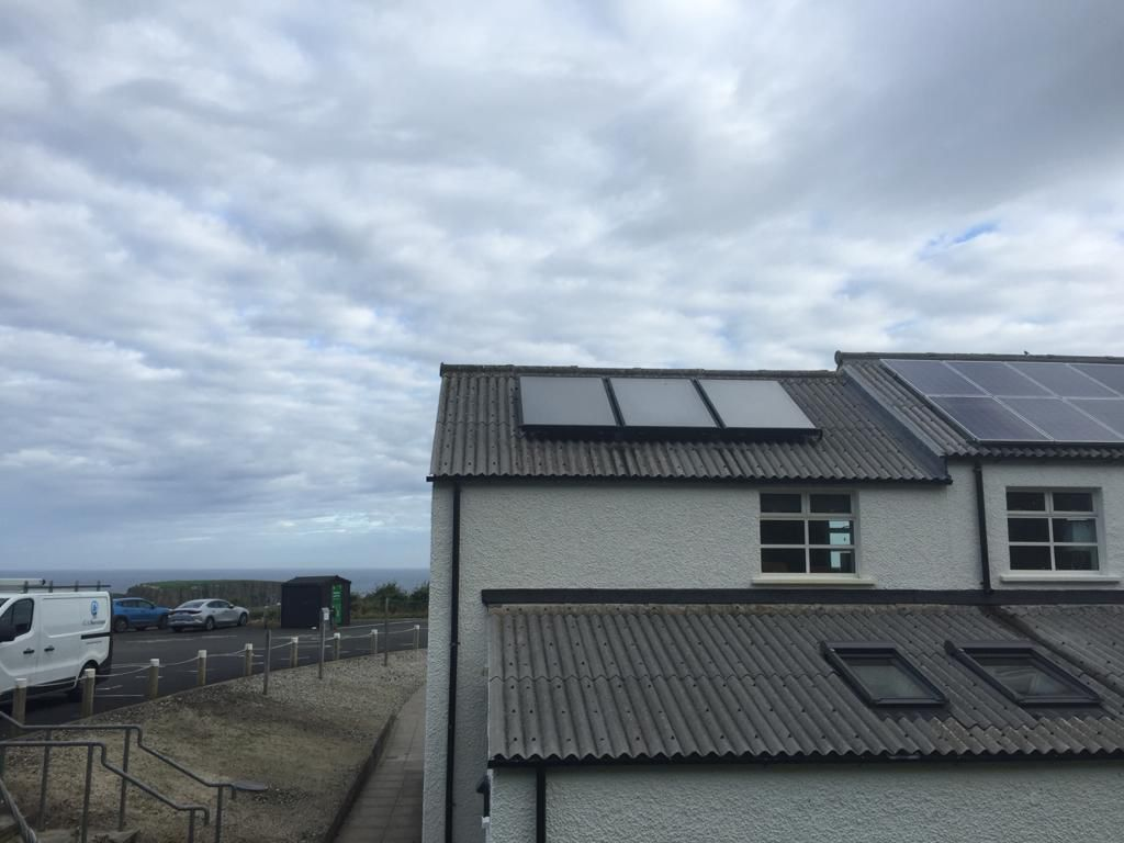 C A Services carry out Solar Servicing