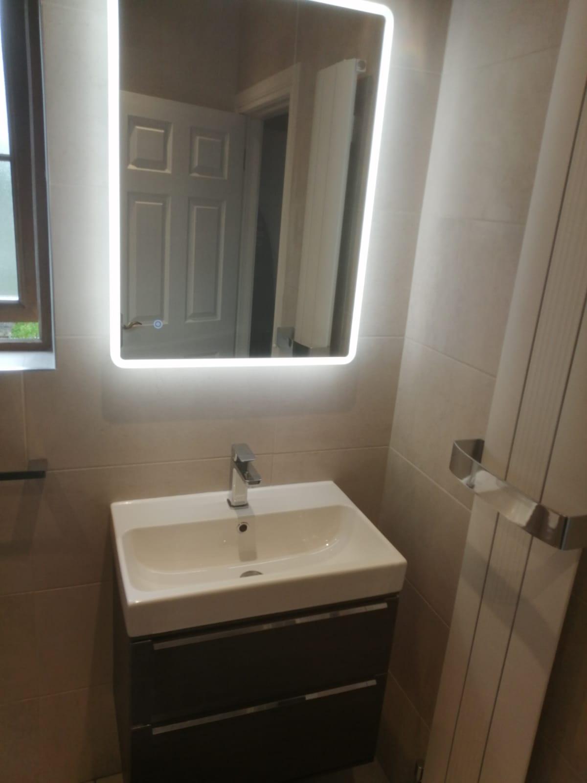 Another successful bathroom refurbishment